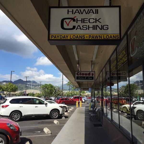 Hawaii Check Cashing company image