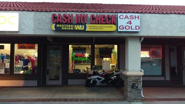 Cash My Check company image