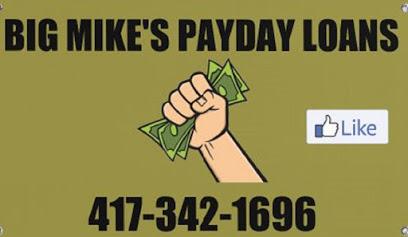 Big Mike's Payday Loans LLC company image