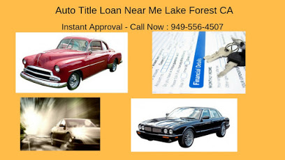 Get Auto Car Title Loans Lake Forest Ca company image