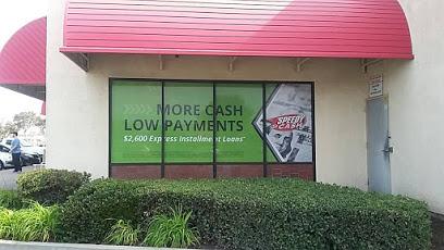 Speedy Cash company image