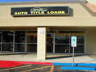 Arizona Auto Lenders company image