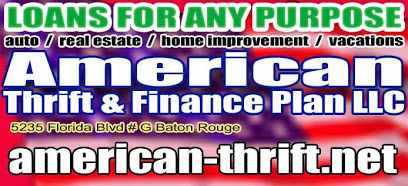 American Thrift and Finance Plan llc company image