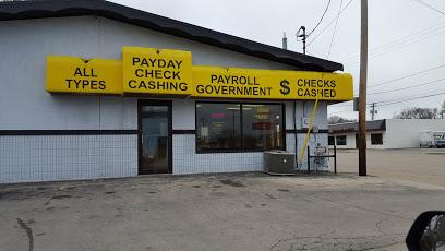 Payday Check Cashing Inc company image