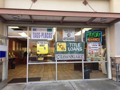 CCS Title Loans - LoanMart Riverside company image