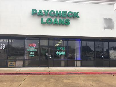 Pay-Day Loan company image