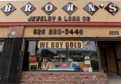 Brown's Jewelry & Loan company image