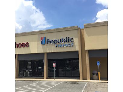 Republic Finance company image