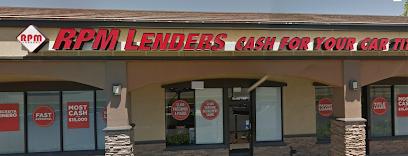 RPM Lenders Title Loans company image