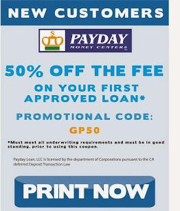 Payday Loans company image