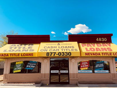 Nevada Title and Payday Loans, Inc. company image