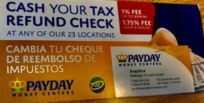 Payday Money Centers- Pacific Beach company image