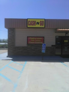 Cash-N-Go company image