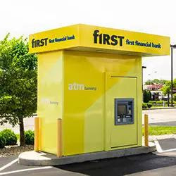 First Financial Bank - Drive Thru and ATM company image