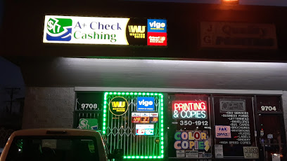 A Plus Check Cashing And Western Union company image
