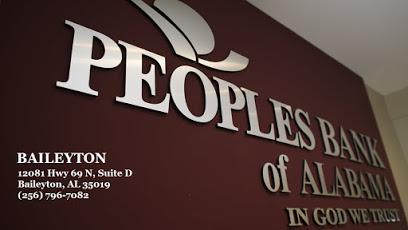 Peoples Bank of Alabama company image
