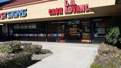 L.A. Cash Advance company image