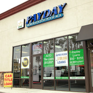 Payday Loans Lake Forest company image