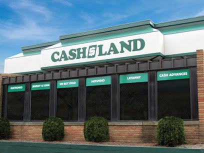 Cashland company image