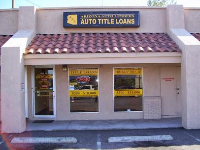 Arizona Auto Lenders - Bullhead City company image