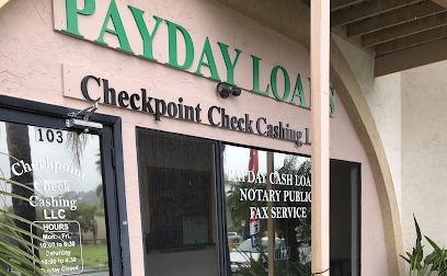 Checkpoint Check Cashing LLC company image