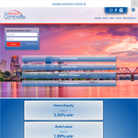 company website screenshot