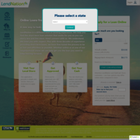 company website screenshot